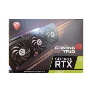 MSI RTX3080 TI Gaming X TRIO 12GB GDDR6X
